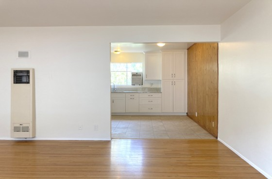 Sophisticated & Newly Renovated Top Level Home w/1-car Carport & AC