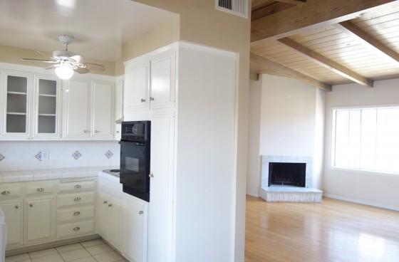 An Earthy Santa Monica Home w/Home Office, 2 Balconies, Garage