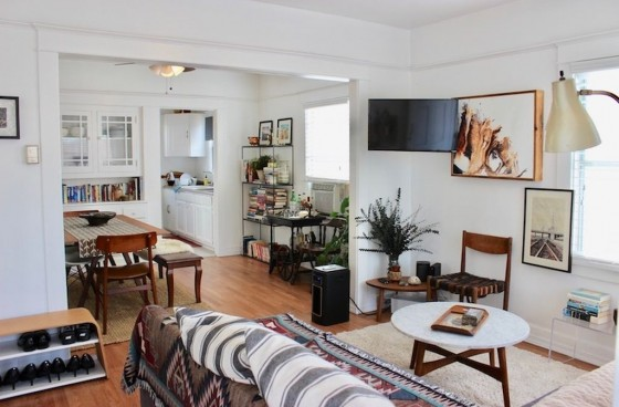 Your Very Own Historic Casita With Stunning Views of Downtown