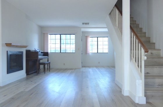 Spacious Two Level Condo w/Patio, Two Car Garage