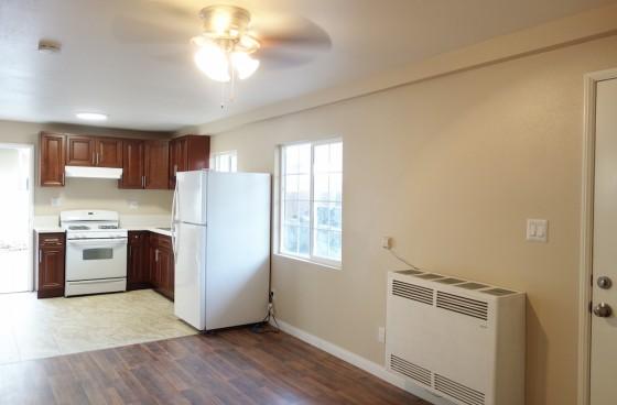 Renovated Unit w/Bonus Room, Parking, Patio   All Utilities Included