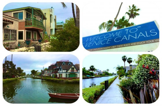 Best Beach Life at the Venice Canals!